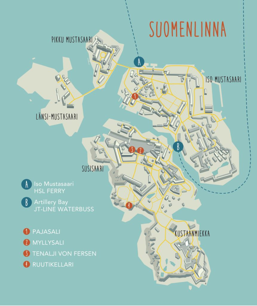 Suomenlinna How To Get There Future Of Freelancing
