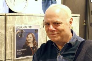 Vuoden 2014 freelancer oli Sören Viktorsson.