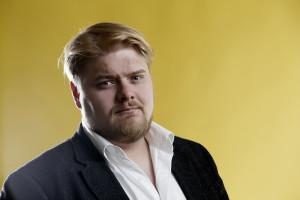 Vuoden 2015 freelancer Jarno Liski, Jyväskylä.  Kuvaaja Hanna-Kaisa Hämäläinen